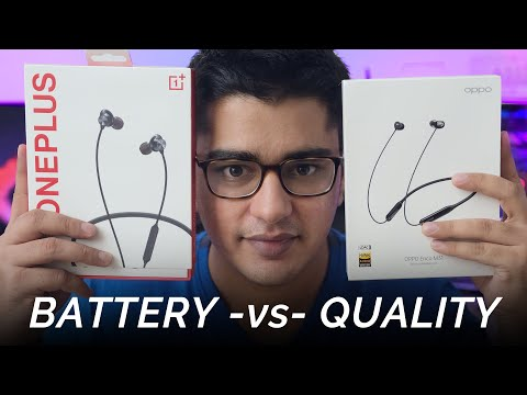 Oneplus Bullets Wireless Z vs Oppo Enco M31: Battle of Cousins! [Mic test, Review, Unboxing]