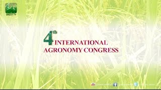 Press Conference Before Inaugration of 4th International Agronomy Congress On Green TV India(For more programmes please visit our website: http://www.greentvindia.com/ You can like us on our facebook page: https://www.facebook.com/greentvindia For ..., 2016-11-22T12:25:11.000Z)