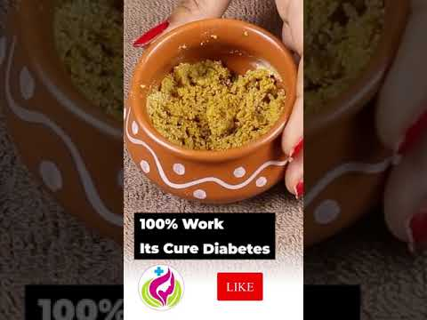 100% Works - Its Helps To Cure Diabetes - #shorts