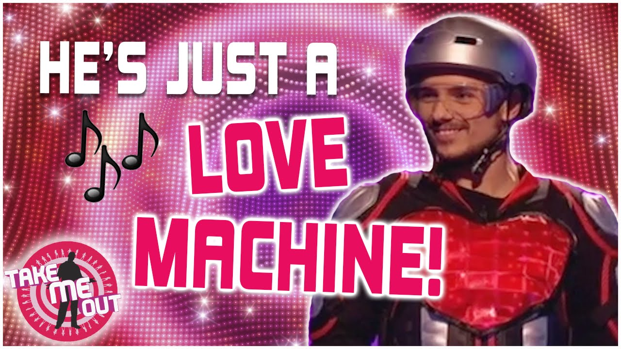 He S Just A Love Machine Take Me Out Series 8 Youtube