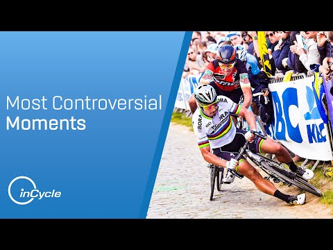 Most Controversial Cycling Moments | 2017-2019 | inCycle