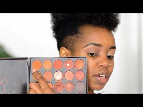 3 STEPS TO PERFECT EYE-SHADOW | BACK TO BASICS