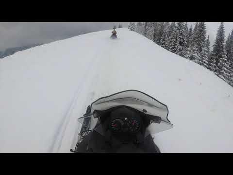 Видео 1 Снегоход
