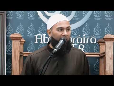 Shukr - Being Thankful to Allah