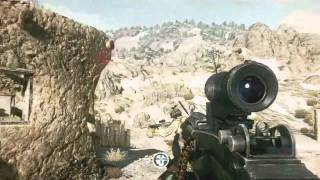 """Medal of Honor 2010   Mission 5 """"Belly of the Beast  """" Single Player Walkthrough (Part2/2) [HD]"""