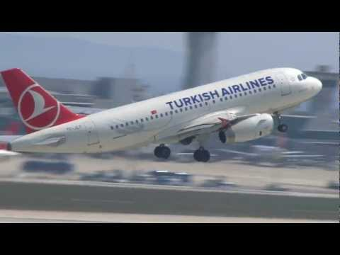 The TURKISH AIRLINES Fleet @ Istanbul