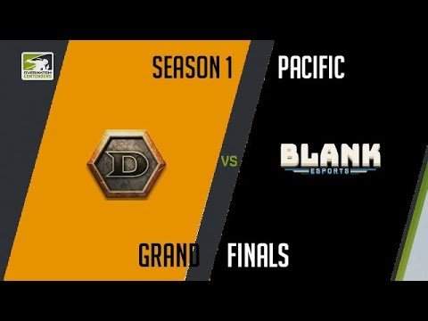 DeToNator.KOREA vs Blank Esports (Part 1) | OWC 2018 Season 1: Pacific [Grand Finals]