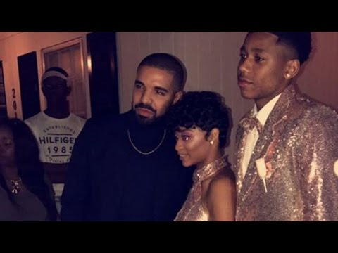 Drake CRASHES His Cousin's Prom!