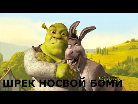 Shrek nosvoy bomi  prikol