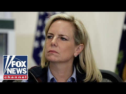 Live: Nielsen participates in a discussion on the State of Homeland Security