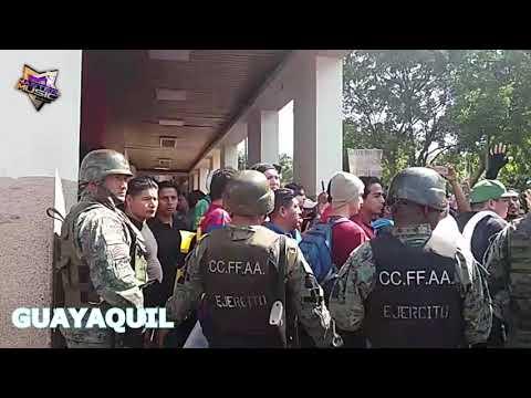 ATENCIÓN DE ÚLTIMA HORA MARCHAS EN QUITO Y GUAYAQUIL