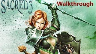 Sacred 3 Walkthrough Part 6 - Side Missions: