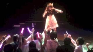 2015年5月22日 夏野香波(マボロシ可憐GeNE)ソロLIVE。 渋谷ル...