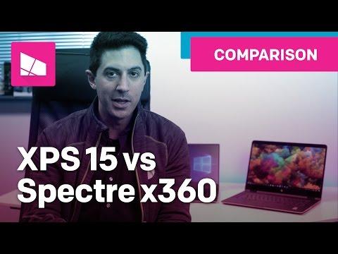 Dell XPS 15 vs HP Spectre x360: Best 15 inch laptop of 2017