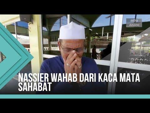 Nassier Wahab dari kaca mata sahabat