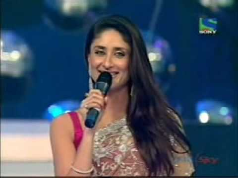 kareena kapoor Filmfare best actress award 2008