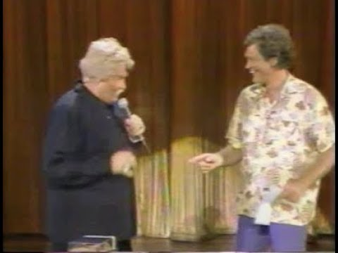 Rip Taylor on Letterman, May 18, 1987