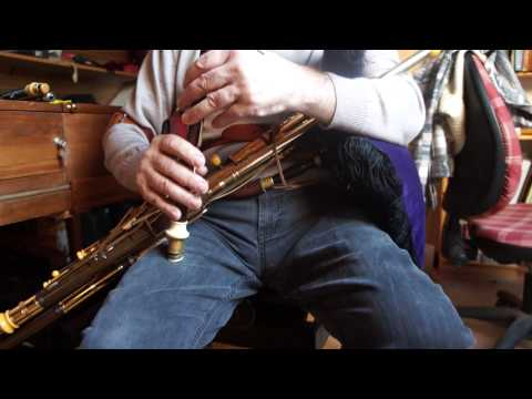 The Fairy Girl / Wallop the Spot (Spot the Wallop) on Multidrone Uilleann Pipes