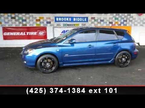 2007 Mazda Mazda3 - Brooks Biddle Auto - Get Financing!, WA