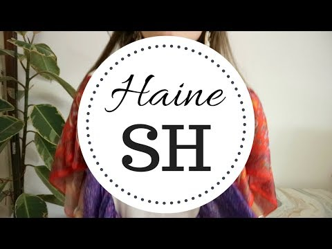 HAINE SECOND HAND - TRY ON HAUL | Cryska ♛