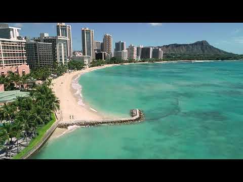 Island Seen: Waikiki Flyby | October 15, 2020