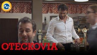 OTECKOVIA - Z Alexa je čašník. V pizzérke sa musí obracať