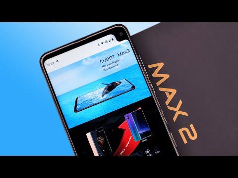 """Cubot MAX 2 - уникальный экран с """"нереальным"""" разрешением"""