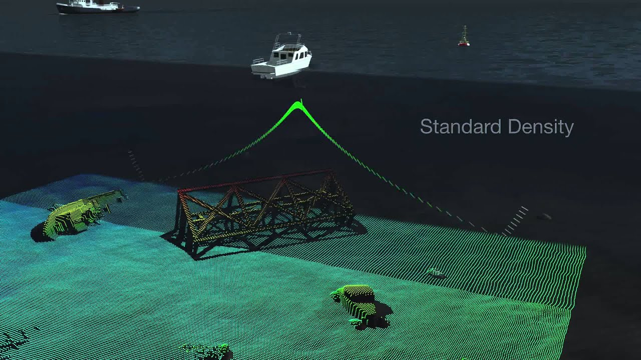 Teledyne RESON introduces Beamformer and MultiDetect features