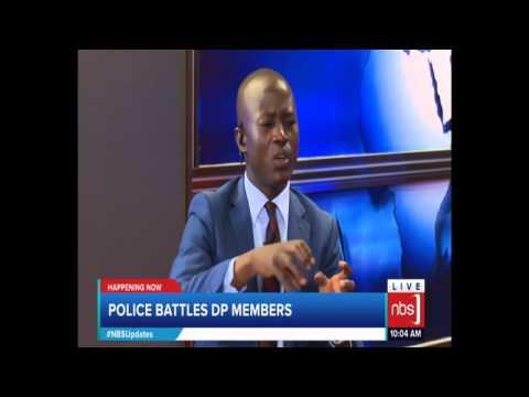 Police Arrests DP Members