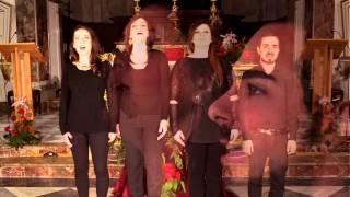 "O come all ye faithful (Adeste Fideles) - Vocal quartet ""a cappella"""