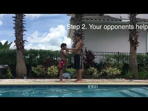 How To Do The Big Boot (WWE FINISHER)