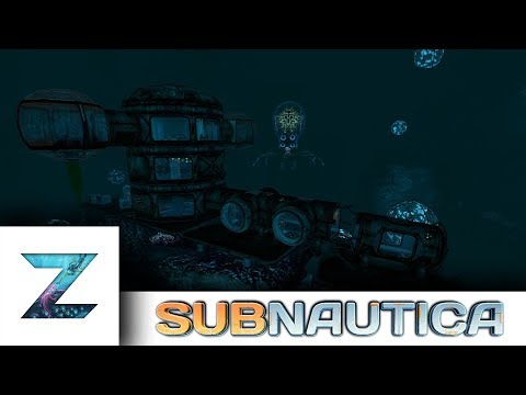 how to get to alien base subnautica