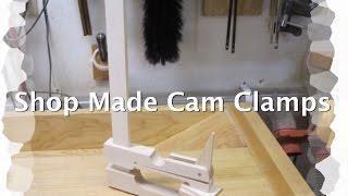 Shop Made Cam Clamps