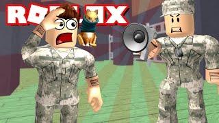ME VOY AL EJÉRCITO DE ROBLOX   Roblox Army Español