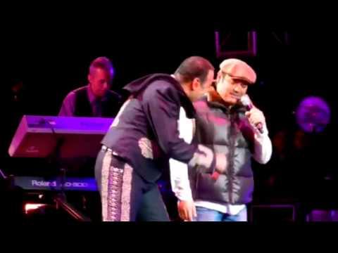 Pepe Aguilar y Ricky Muñoz de Intocable - Fuerte No Soy