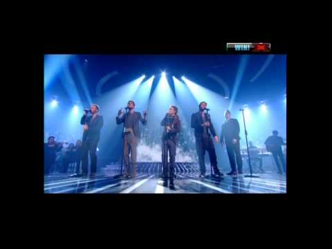 Take That (with Robbie Williams) on the X Factor, 14th November 2010