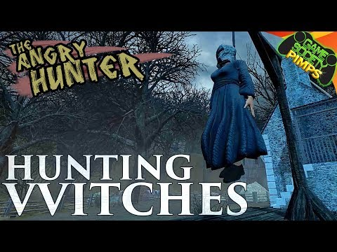 Hunting Witches?!? | Angry Witch Hunter
