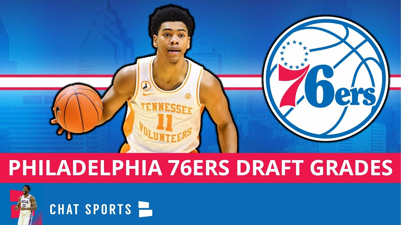 The NBA draft is over. Here are our grades for the Sixers' picks.