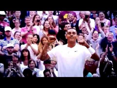 Wimbledon Memories - Kyrgios v Nadal 14'