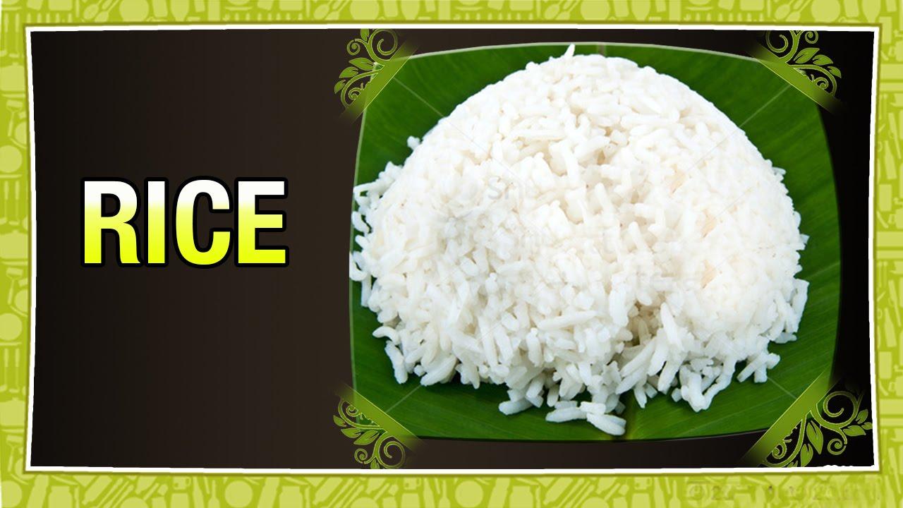 Cooking White Rice by Maa Vantagadi in Telugu Vantalu Annam ...