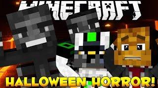 Minecraft SAVING HALLOWEEN w/ NADE (Halloween Special)