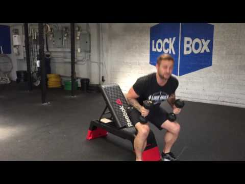 Total Body Circuit Workout From PJ Stahl