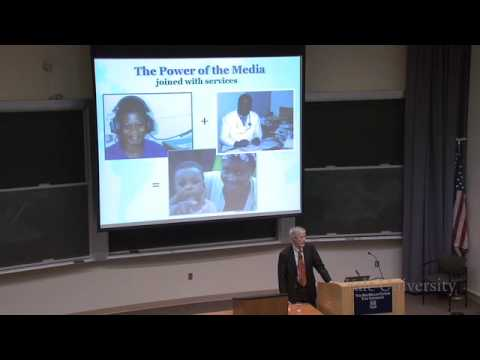 22. Media and the Fertility Transition in Developing Countries (Guest Lecture by William Ryerson)