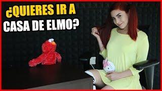 ELMO TRANSCAMARAS | Simplemente Ivy - Otra Vez Lunes Show