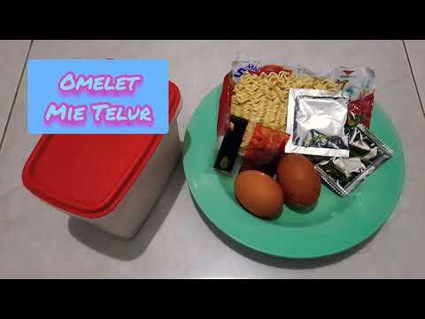 Cara Masak Omelet
