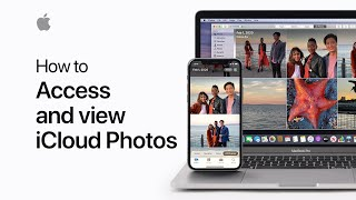 How to access aฑd view iCloud Photos — Apple Support