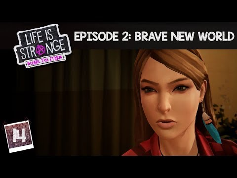EPISODE 2 ENDING - Part 14 - LIFE IS STRANGE BEFORE THE STORM [BLIND] - EPISODE 2 - Let's Play
