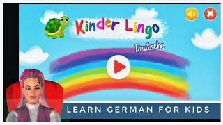 Learn German for kids ( Deutch ) with Barbie. Belajar Bahasa Jerman bersama Barbie