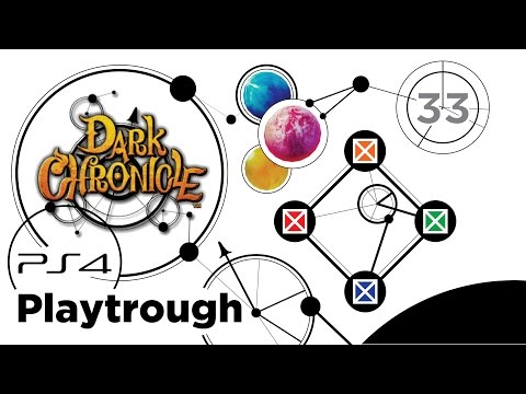 Dark Chronicle (PS4) Playthrough 100% - Ep. 33 - Quattro Gemme per quattro Altari