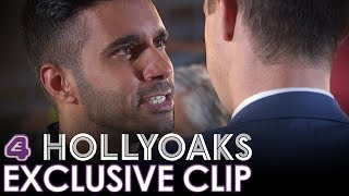 E4 Hollyoaks Exclusive Clip: Thursday 11th January